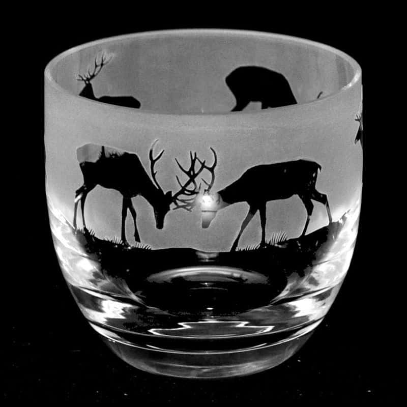 STAG Candle Pot