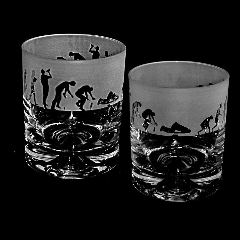 EVOLUTION – DRINKING – Whisky Tumbler