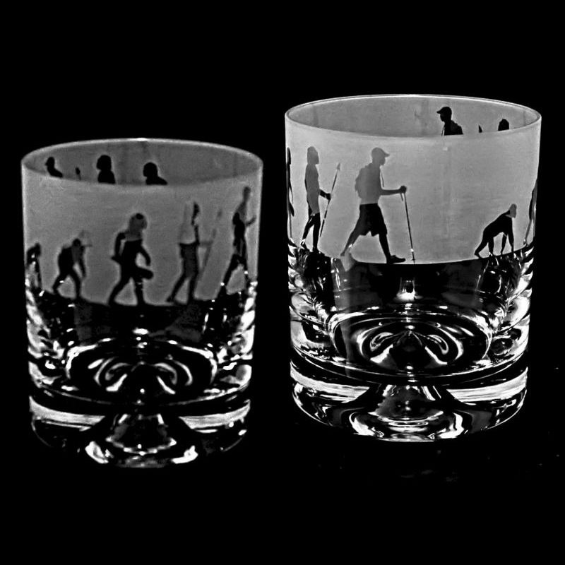 EVOLUTION – HIKING/WALKER – Whisky Tumbler