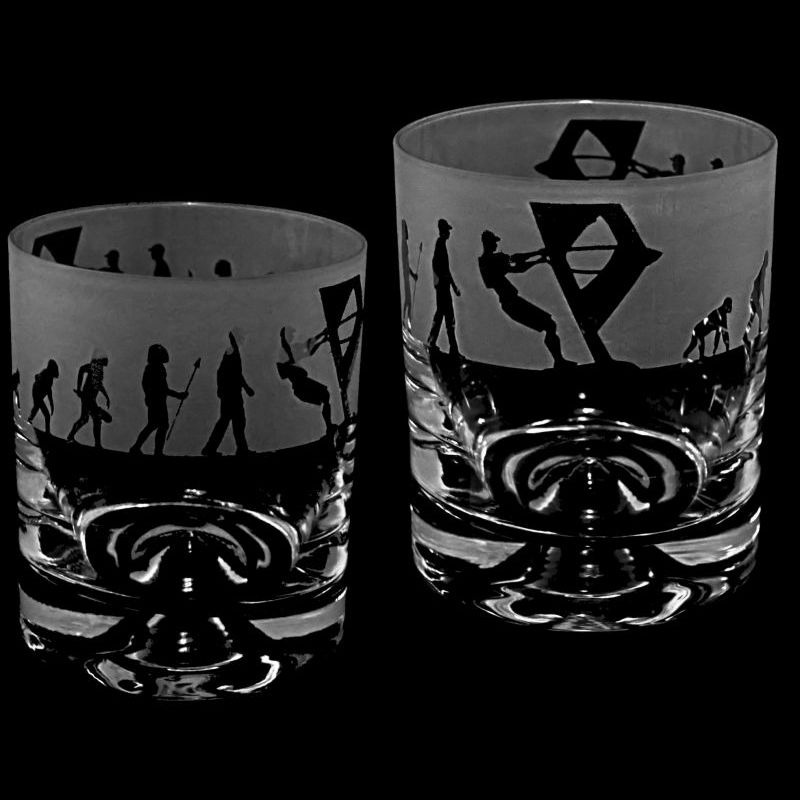 EVOLUTION – WINDSURF – Whisky Tumbler