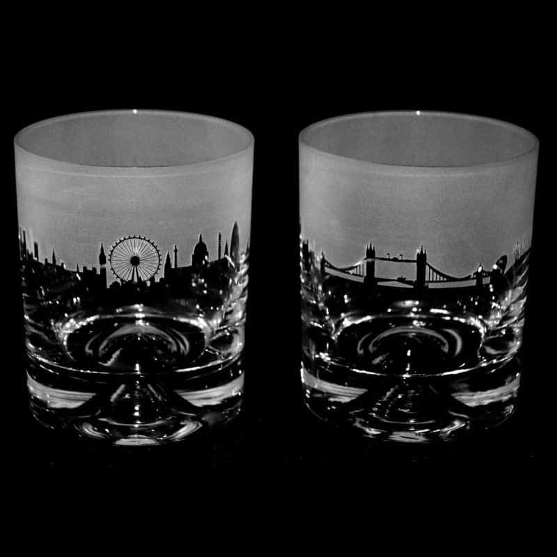LANDMARK LONDON  Whisky Tumbler