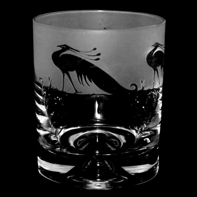 PEACOCK Whisky Tumbler
