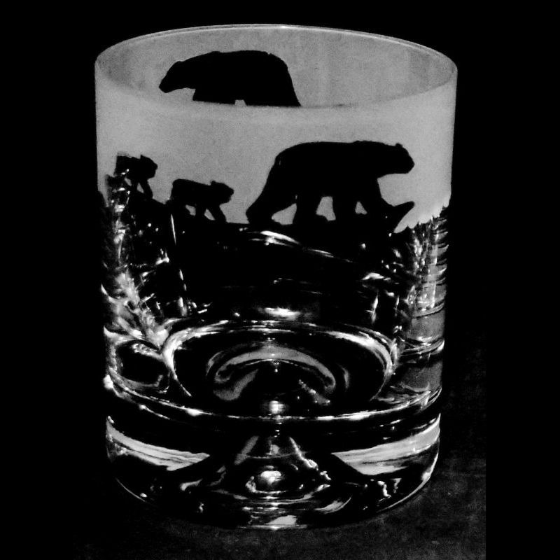 POLAR BEAR Whisky Tumbler