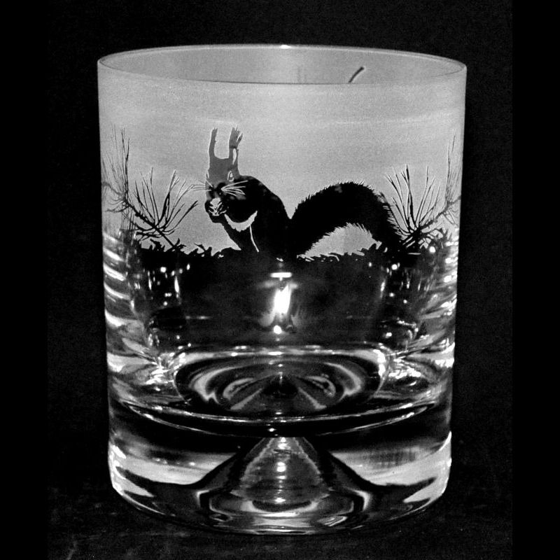 SQUIRREL Whisky Tumbler