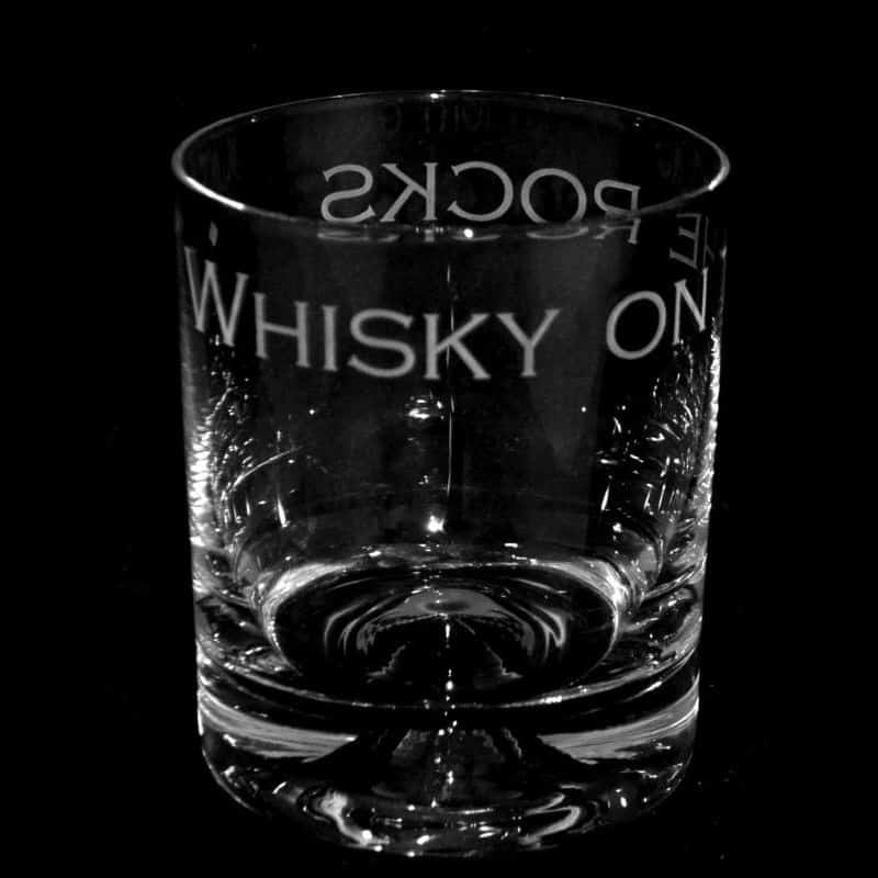 WHISKY ON THE ROCKS Tumbler