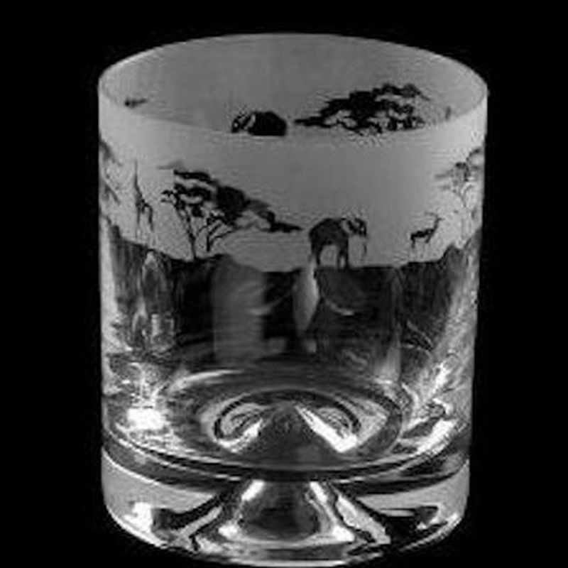 SAFARI Whisky Tumbler