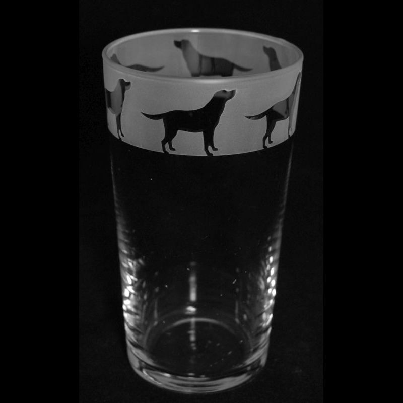 LABRADOR Conical Pint Glass 57cl