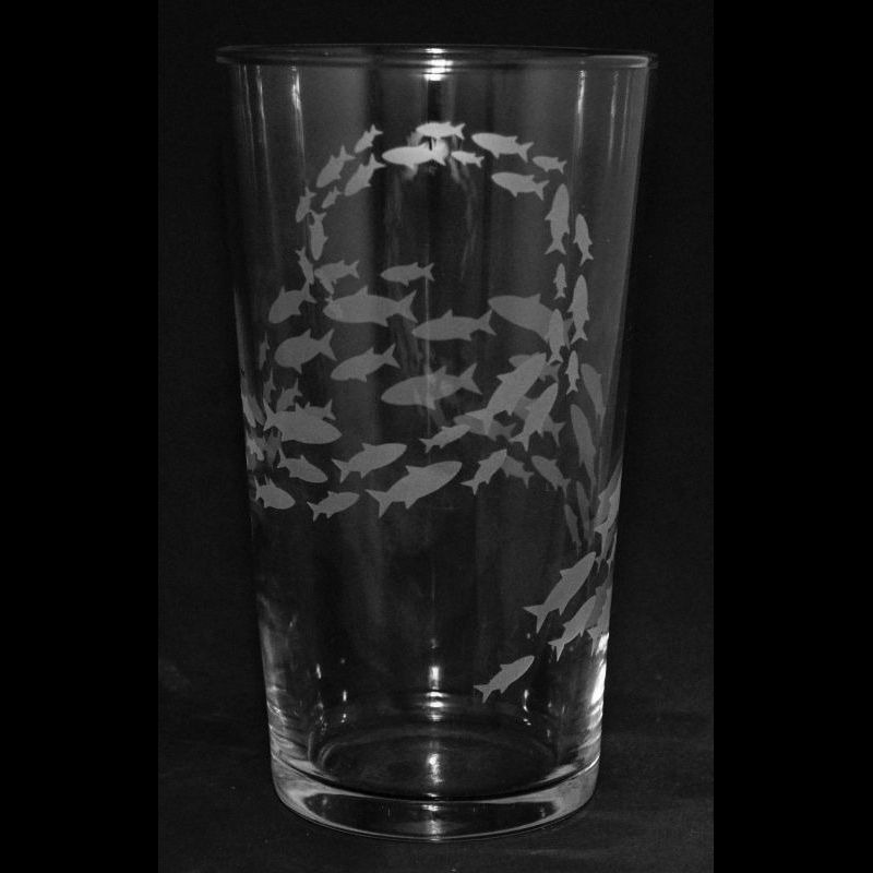 SHOAL Conical Pint Glass 57cl