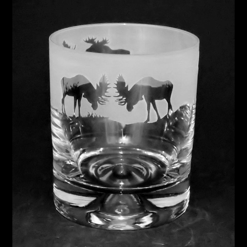 MOOSE Whisky Tumbler