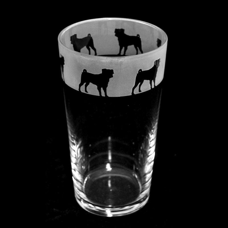 PUG Conical Pint Glass 57cl