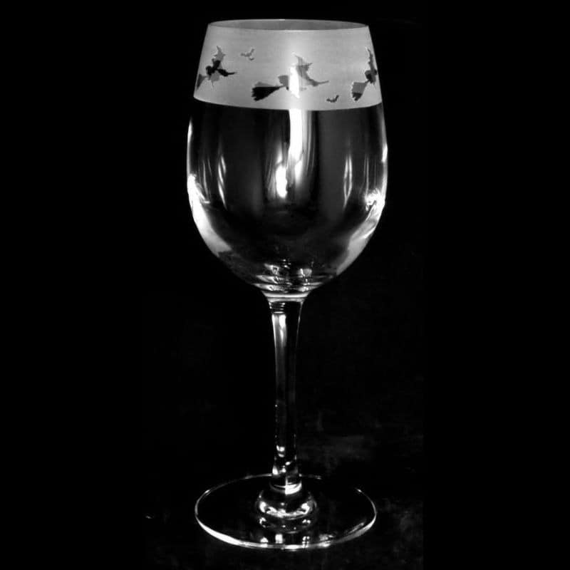 WITCH Crystal Wine Glass 24.5cl
