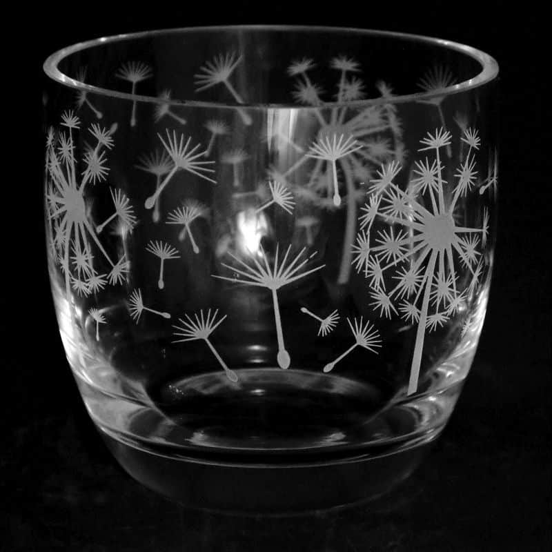 DANDELION Large Candle Pot
