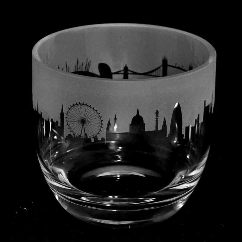 LONDON Candle Pot