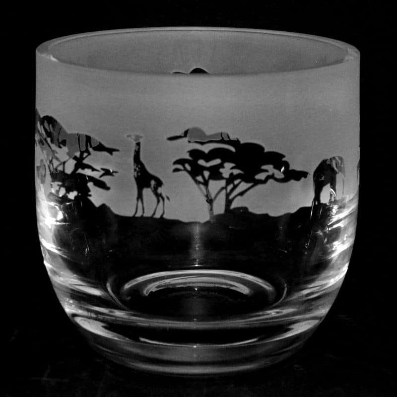 SAFARI Candle Pot