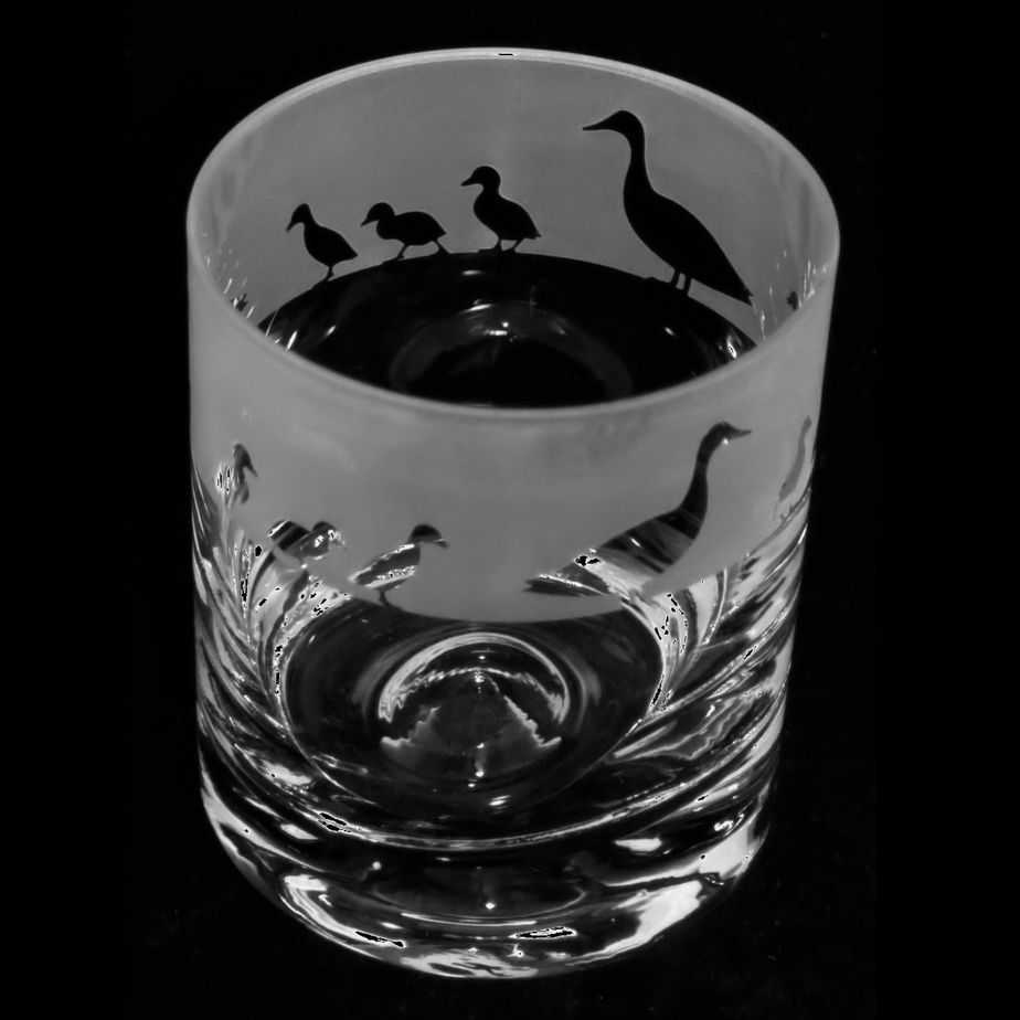DUCKS Whisky Tumbler