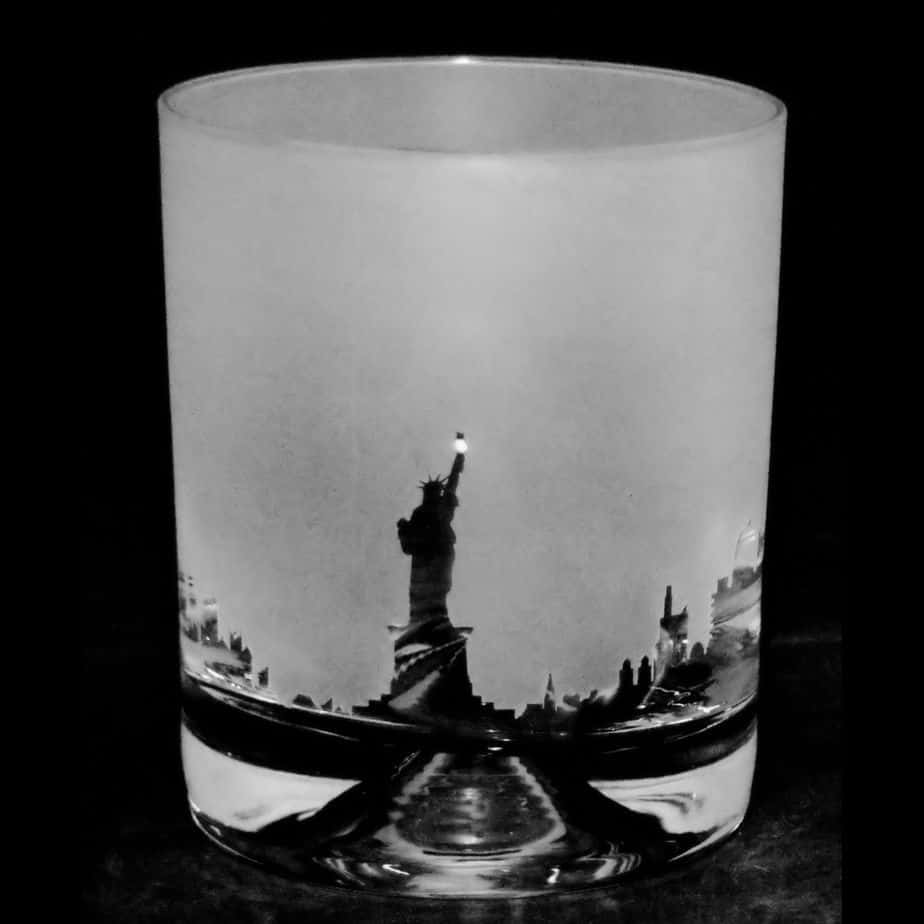 NEW YORK Whisky Tumbler