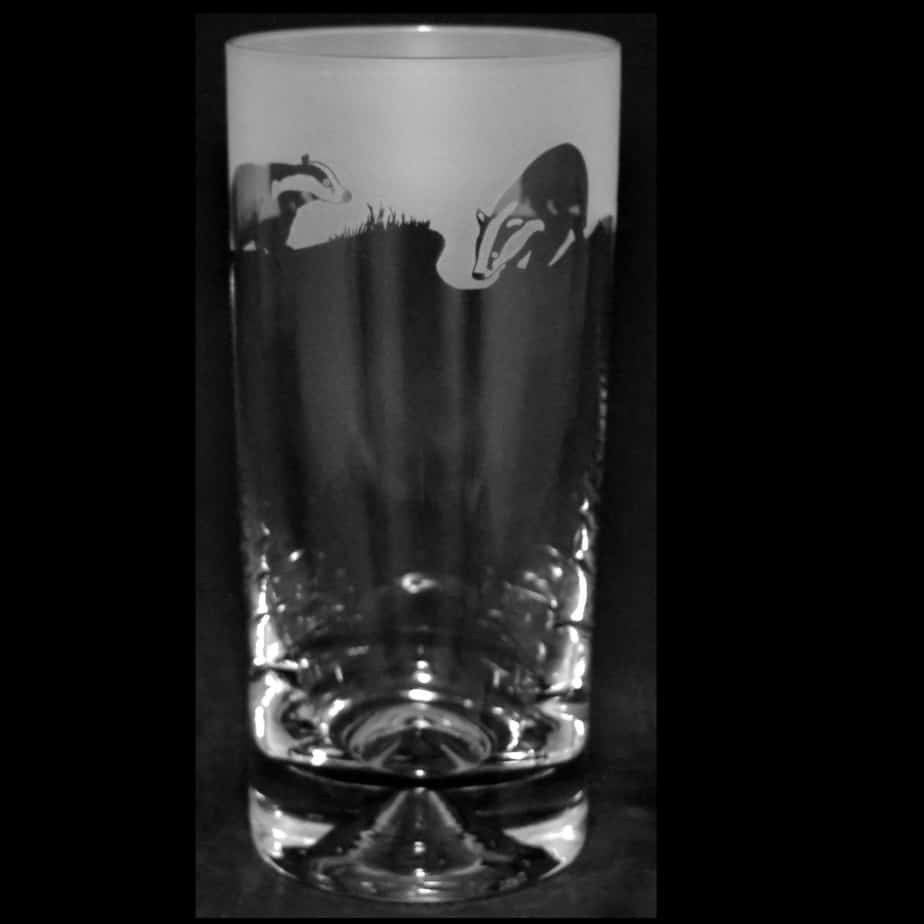 BADGER Highball Glass