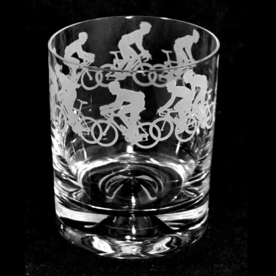 CYCLIST – Whisky Tumbler