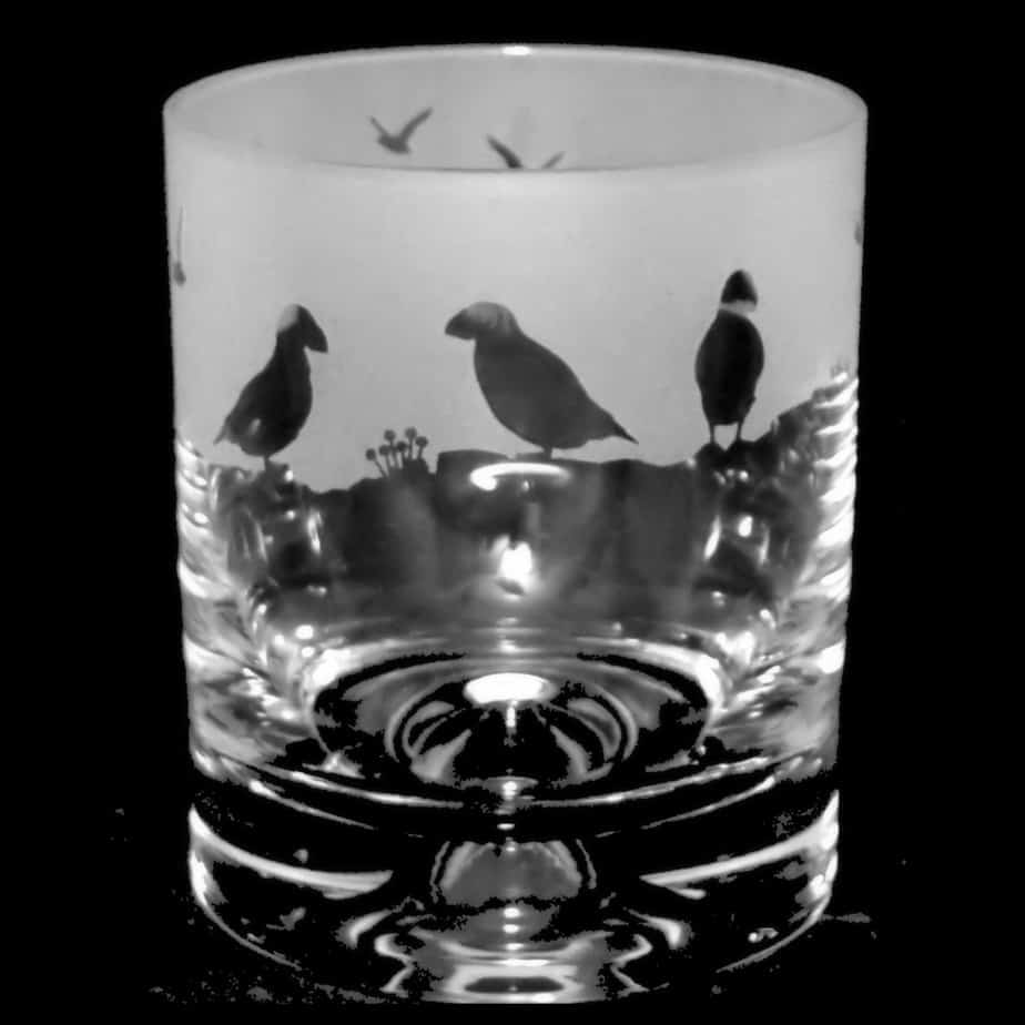 PUFFIN Whisky Tumbler