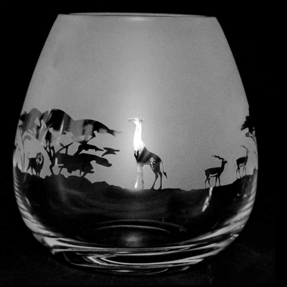 SAFARI Flower Vase