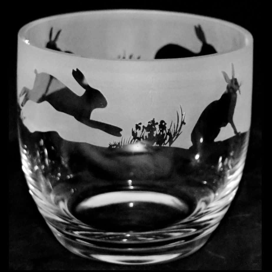 HARE Large Candle Pot