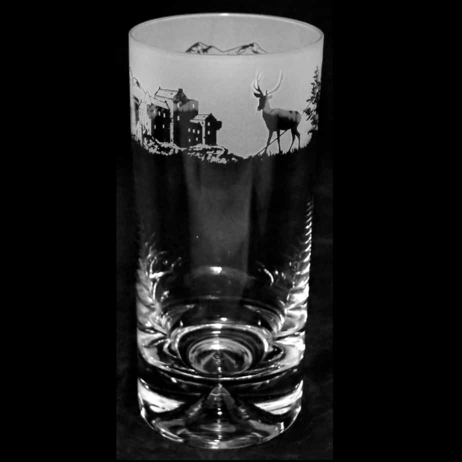 SCOTTISH SCENE Highball Tumbler