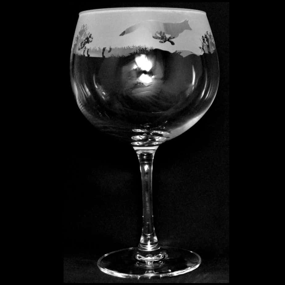 FOX 70cl Gin Balloon Glass