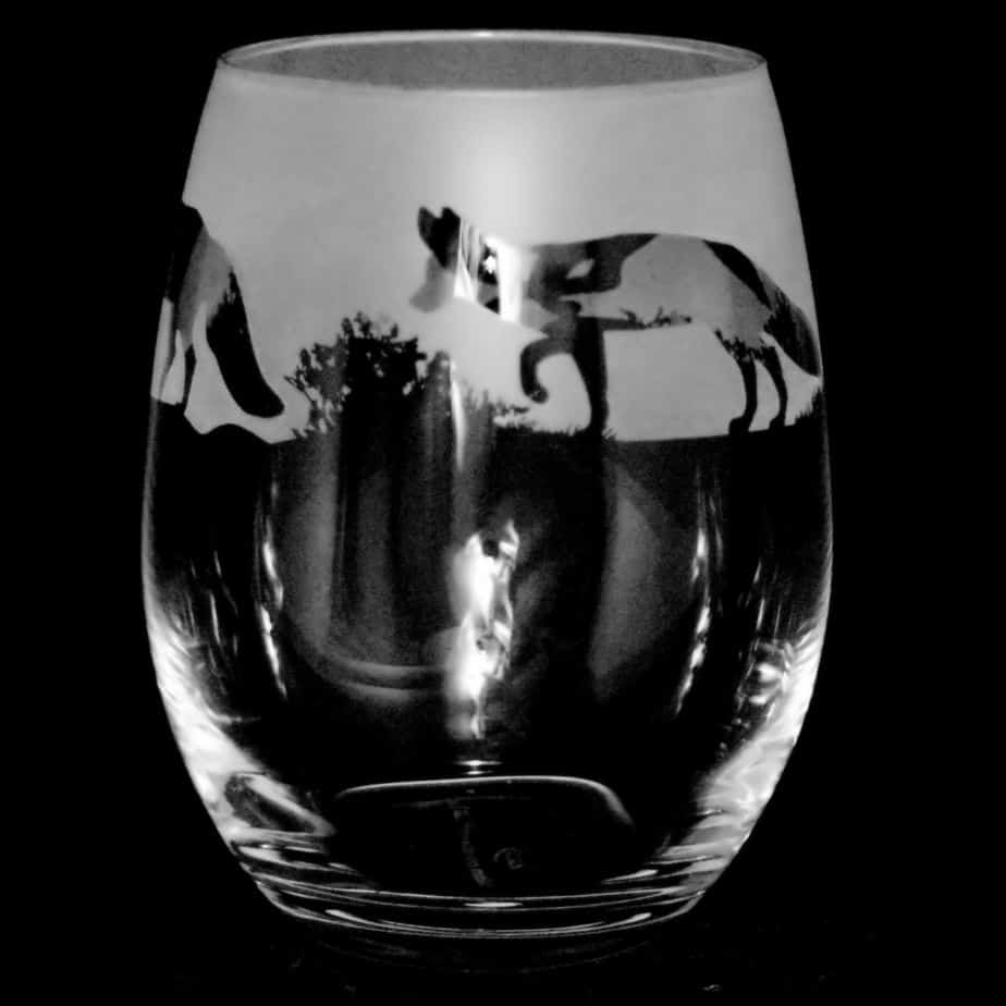 FOX Stemless Wine/Water Glass 36cl