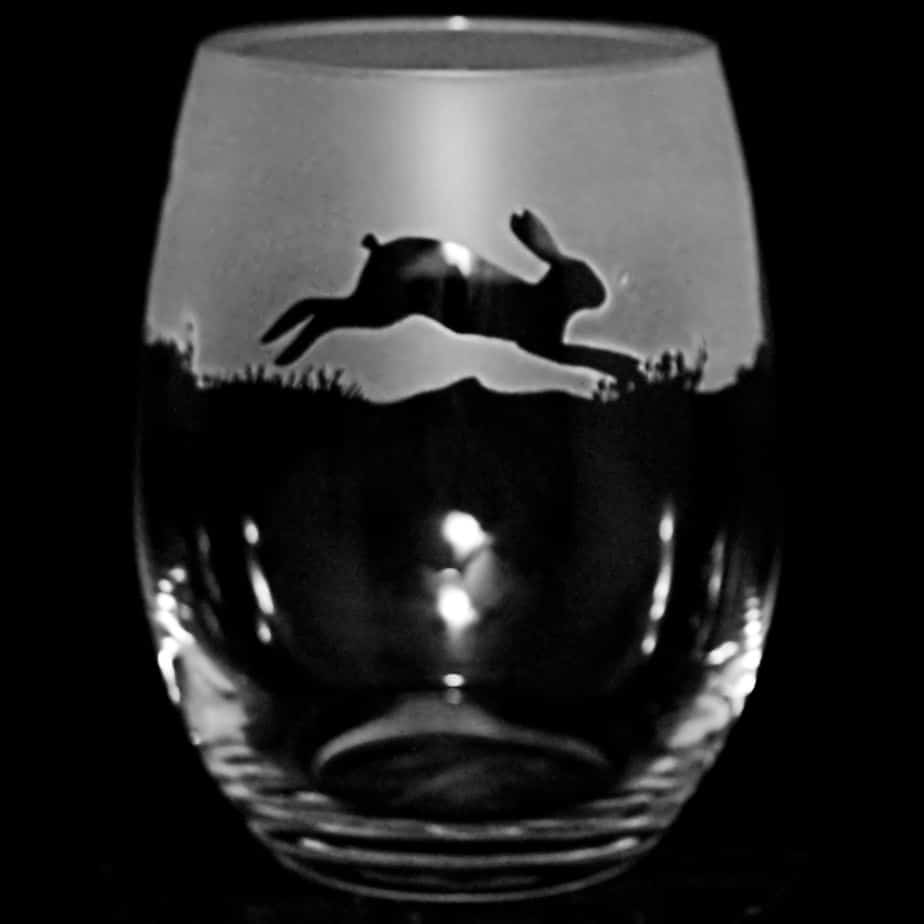 HARE Stemless Wine/Water Glass 36cl