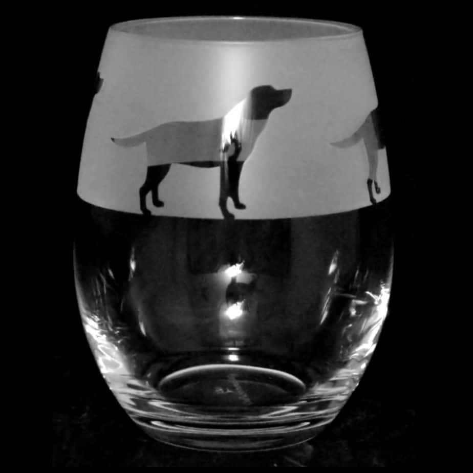 LABRADOR Stemless Wine/Water Glass 36cl