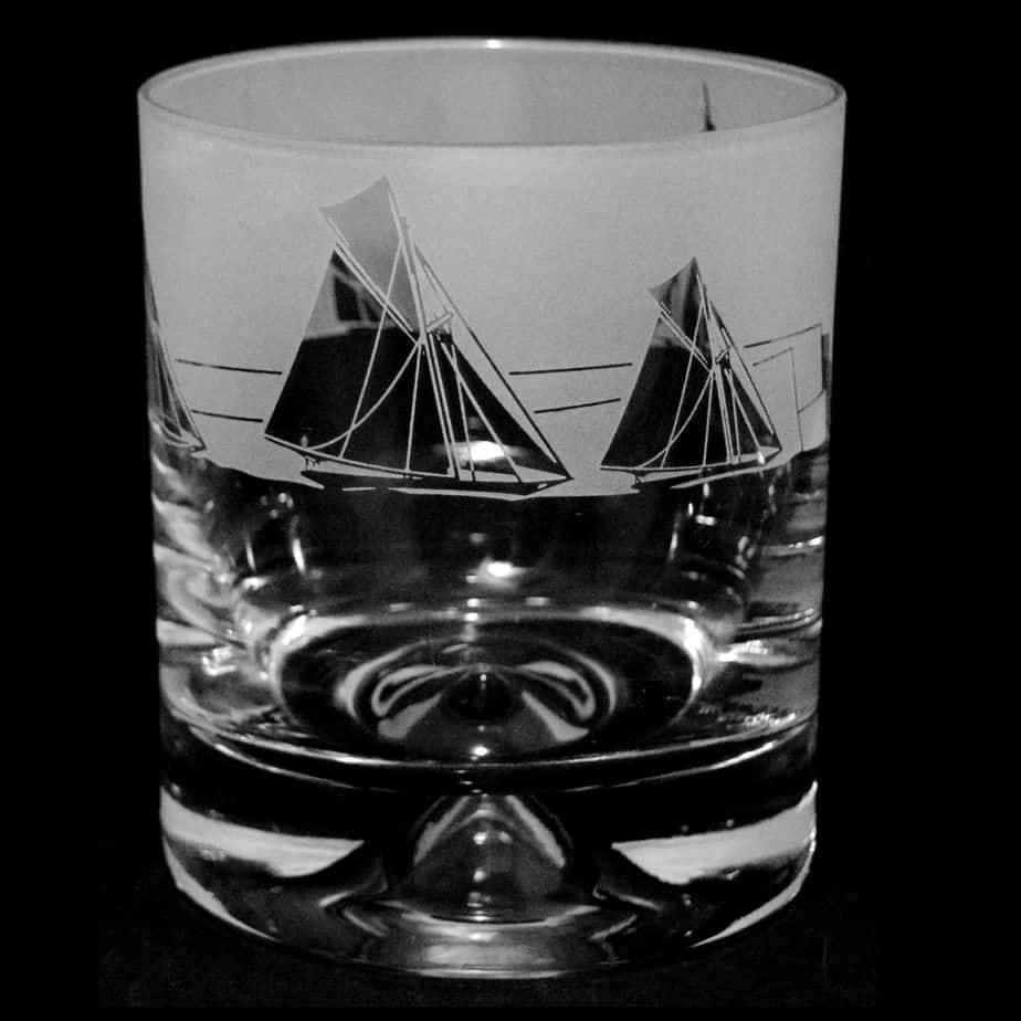 ALL AT SEA Whisky Tumbler