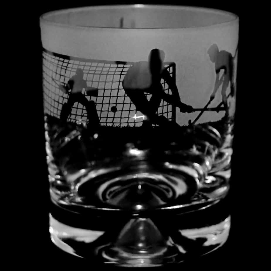 FIELD HOCKEY SCENE – Whisky Tumbler