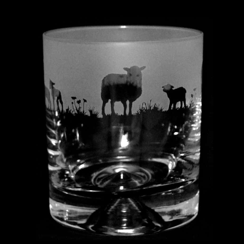 SHEEP Whisky Tumbler