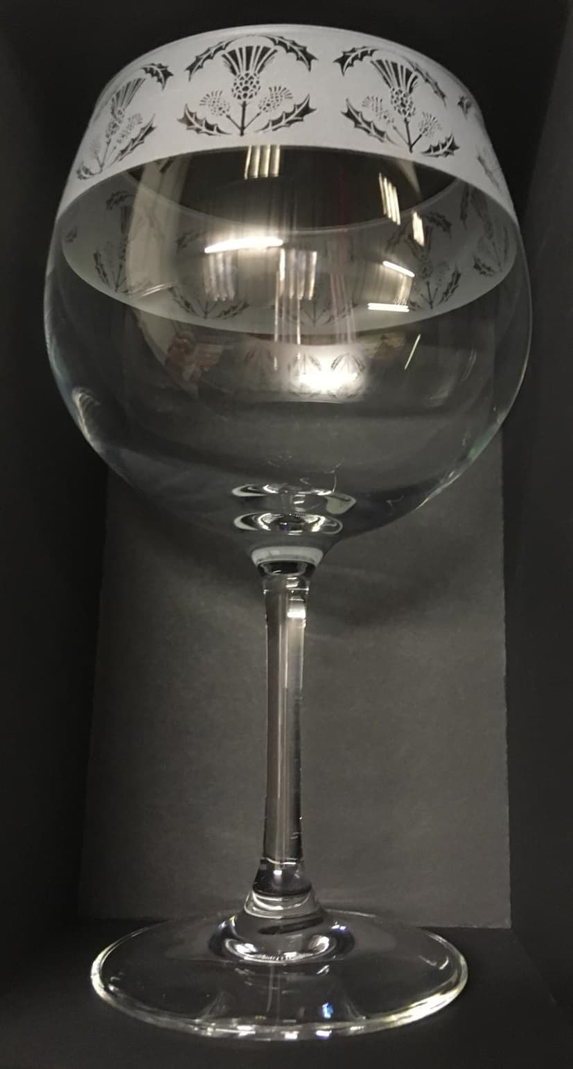 THISTLE 70cl Gin Balloon Glass