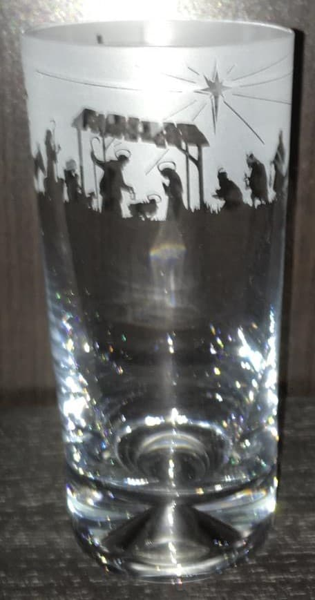 NATIVITY Highball Tumbler