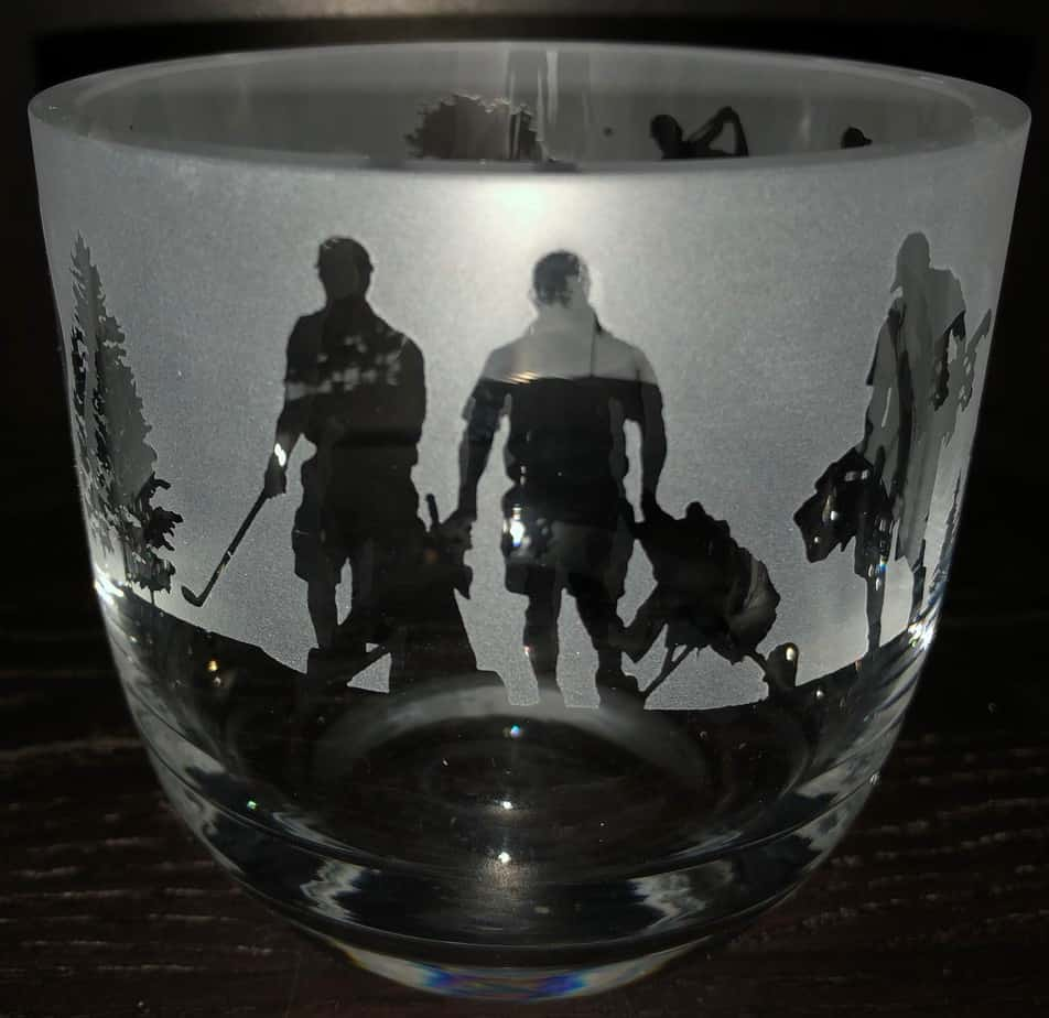 GOLF Candle Pot
