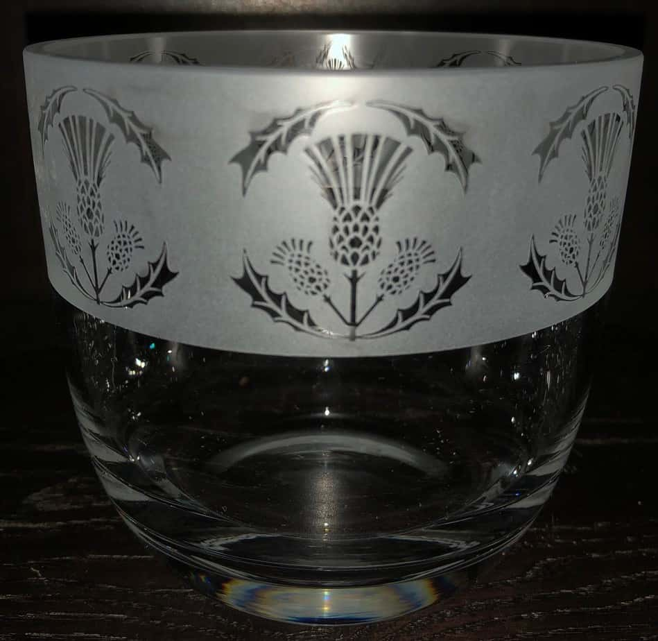 THISTLE Candle Pot