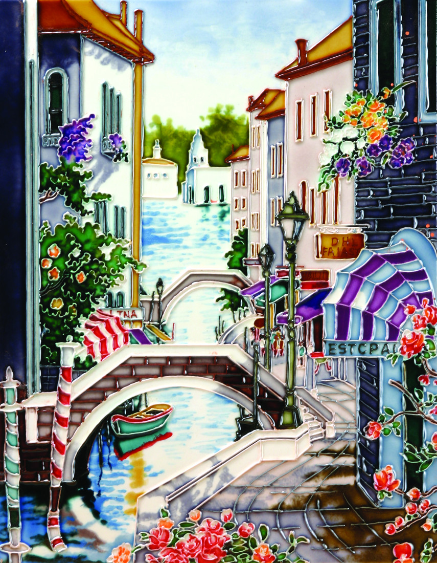 Bridges Of Venice 11×14 (520238)