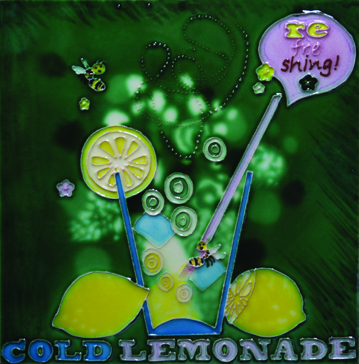 Cold Lemonade 8×8 (132019)