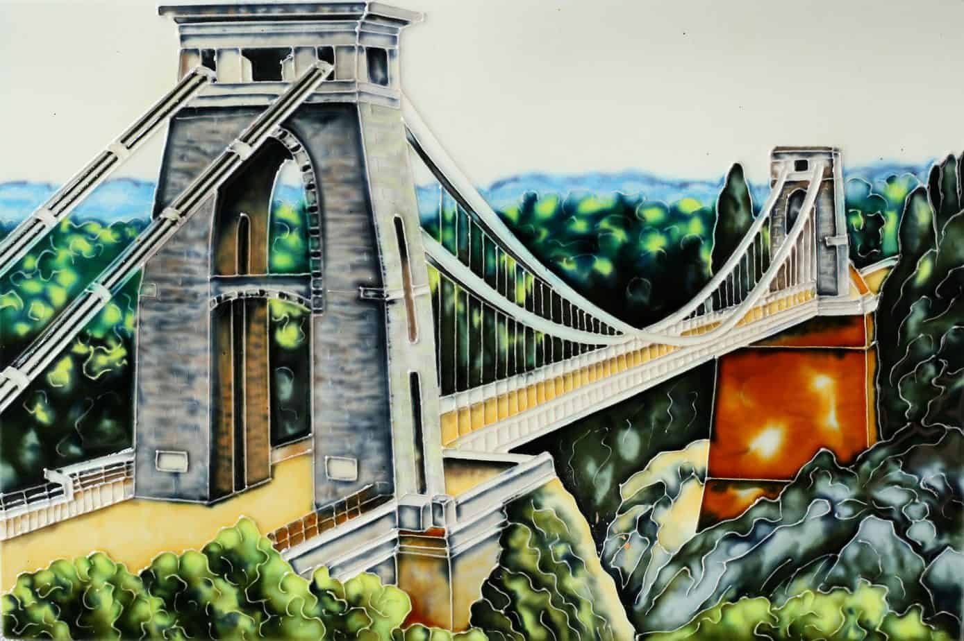 Clifton Suspension Bridge 8×12 (165102)