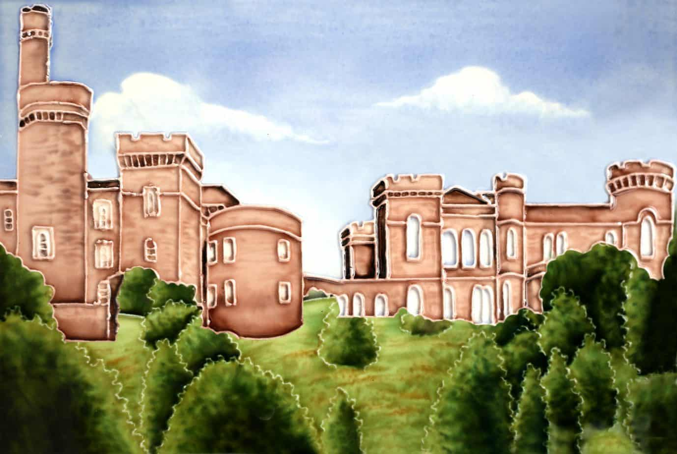 Inverness Castle 8×12 (191122)