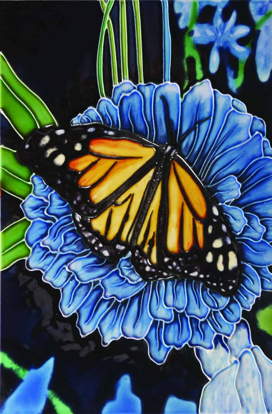 Night Monarch 8×12 (103969)