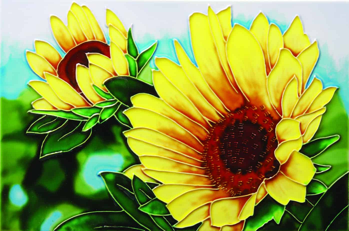 Sunflower Garden 8×12 (104706)
