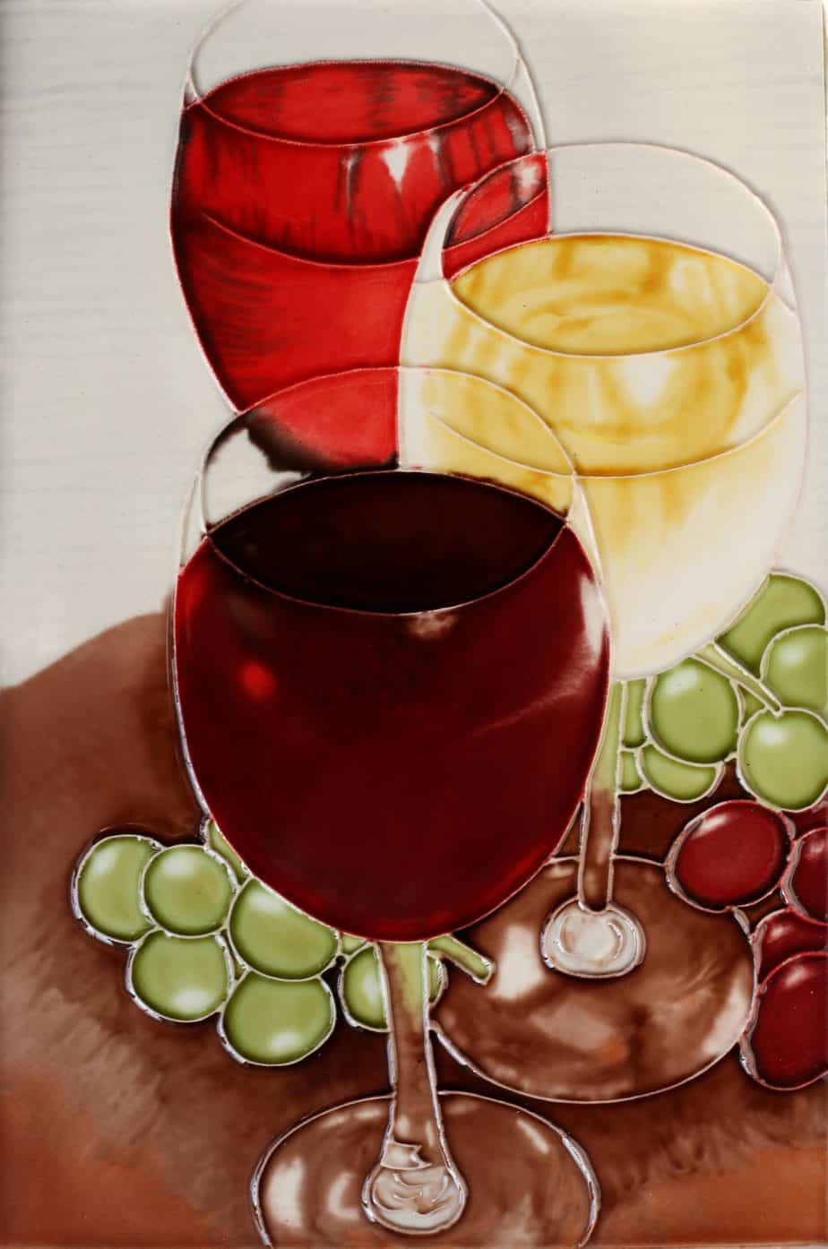 Wine By The Glass 8×12 (181036)